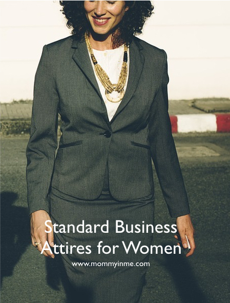 Business attire is a must for a working women, even for a SAHM, attending certain meetings will call for a formal dressup. here are some standard business attires for a working woman #tissura #formal #dresses #business #attire #blazers